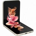 Samsung Galaxy Z Flip3, 5G, 128GB, 8GB RAM, Dual SIM, Cream