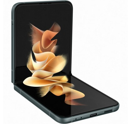 Samsung Galaxy Z Flip3, 5G, 128GB, 8GB RAM, Dual SIM, Green