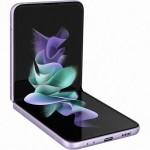 Samsung Galaxy Z Flip3, 5G, 128GB, 8GB RAM, Dual SIM, Lavender