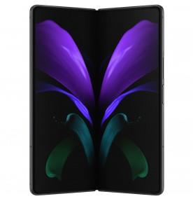 Telefon mobil Samsung Galaxy Z Fold2 5G, 256GB, 12GB RAM, Dual SIM, Mystic Black