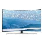 Televizor curbat  UHD Smart LED Ultra HD , 108 cm, SAMSUNG UE43KU6672