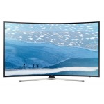 Televizor curbat  UHD Smart LED Ultra HD , 138 cm, SAMSUNG UE55KU6172