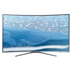 Televizor curbat UHD Smart LED Ultra HD , 163 cm, SAMSUNG UE65KU6502