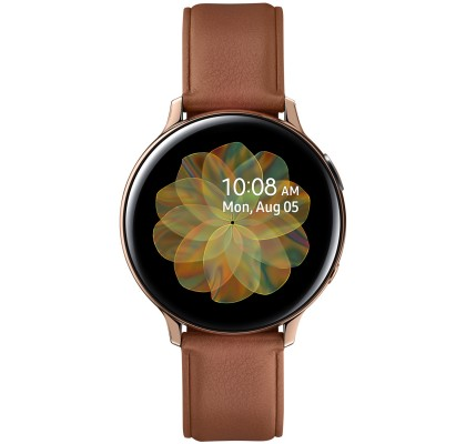 Samsung Galaxy Watch Active 2, 44mm, Stainless, Wi-Fi, Gold