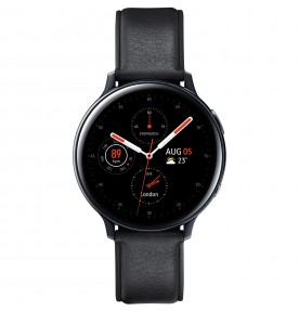 Samsung Galaxy Watch Active 2, 44mm, Stainless, Wi-Fi, Black