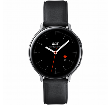 Samsung Galaxy Watch Active 2, 44mm, Stainless, Wi-Fi, Silver