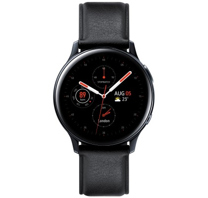 Samsung Galaxy Watch Active 2, 40mm, Stainless, Wi-Fi, Black