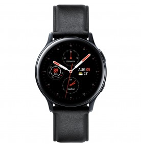 Samsung Galaxy Watch Active 2, 40mm, Stainless, 4G, Black