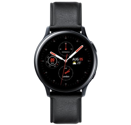Samsung Galaxy Watch Active 2, 40mm, Stainless, 4G, Black