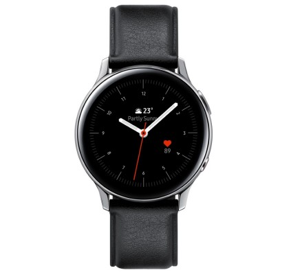 Samsung Galaxy Watch Active 2, 40mm, Stainless, 4G, Silver