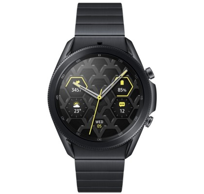 Samsung Galaxy Watch 3, 45mm, Wi-Fi, Titan