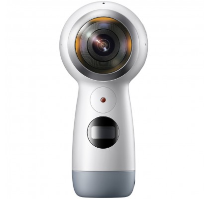Camera Video si Foto Samsung Gear 360 (2017), White