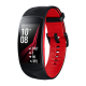 Fitness Band Samsung Gear Fit2 Pro (Small), Red